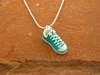 Flip Flop and Sneaker Necklaces